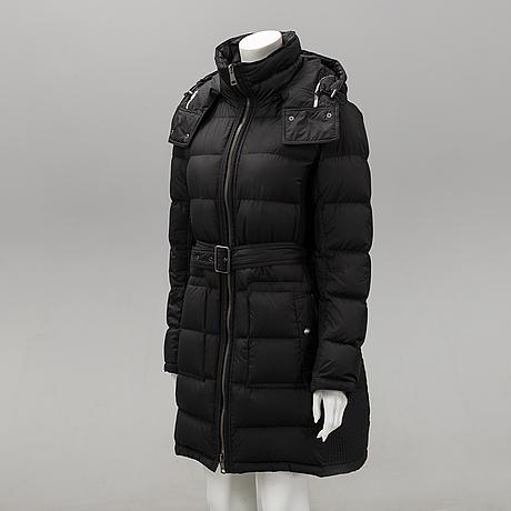 Burberry, a down jacket, size xl.