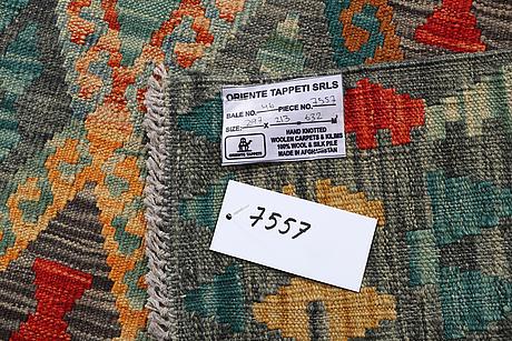 Matto, kilim, ca 297 x 213 cm.