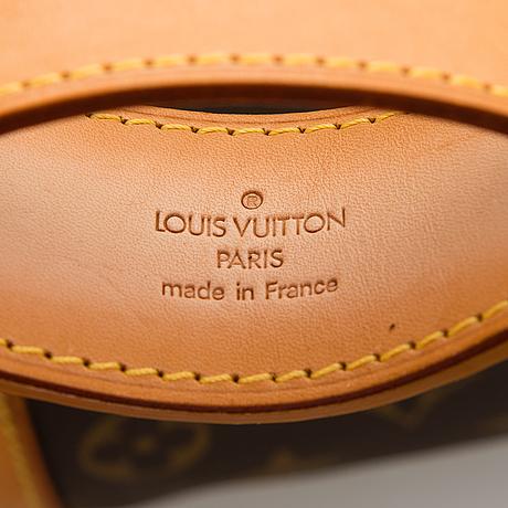"Louis vuitton, ""keepall 55 bandoulière"", laukku."