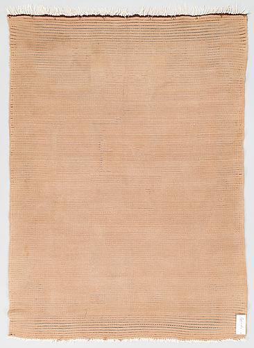 Ryijy, merkitty ea es ja päivätty 1930. noin 172x125 cm.