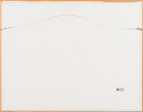 Juho karjalainen, etching, signed and dated -11, numbered 32/90.