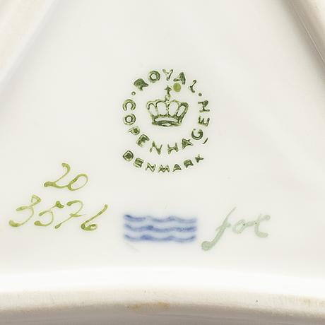 "Cremekopp ""flora danica"" royal copenhagen danmark porslin."