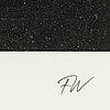 Fredrik wretman, pigment print, signed, numbered 95/100.