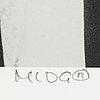 Marianne lindberg de geer, pigment print, signed, ed 84/100.