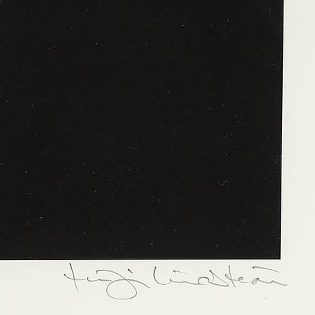 Tuija lindström, pigment print, signed 43/100.