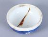 Lockbojaner, 3 st, porslin, kina. 1900-tal.
