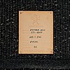 "A carpet, ""esther 600"", gunilla lagerhem ullberg, kasthall, ca 375 x 257 cm."