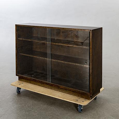A 1930's book case.