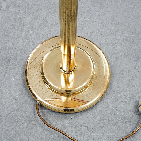 A pair of lamps, second hanf of the 20th century.