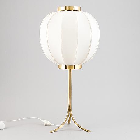 Josef frank, a '2349' table lamp, firma svenskt tenn.