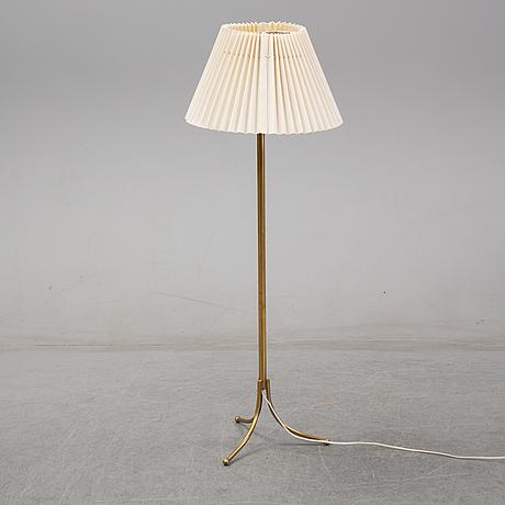 Josef frank, a brass floorlamp model 2326 by josef frank for firma svenskt tenn.