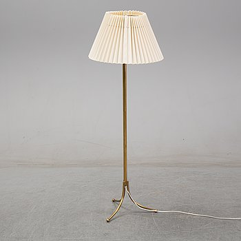 Josef Frank, A brass floorlamp model 2326 by Josef Frank for Firma Svenskt Tenn.