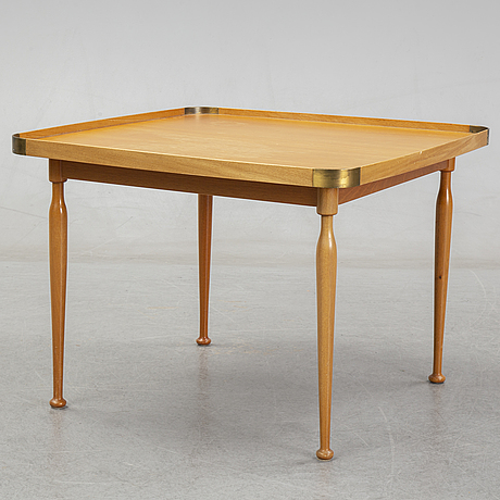 Josef frank, a model 1074 coffee table for firma svenskt tenn.