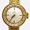 Omega wristwatch 17 mm.