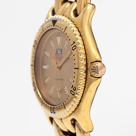 Tag heuer, sport elegance, 200m, wristwatch, 38 mm.