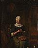 Quiringh gerritsz van brekelenkam, in the manner of, oil on canvas/panel.