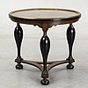 A 'carolus' coffee table from nordiska kompaniet, 1926.