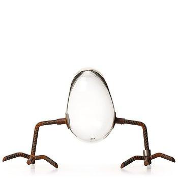 """416. Koen Vanmechelen, """"Walking egg""""."""