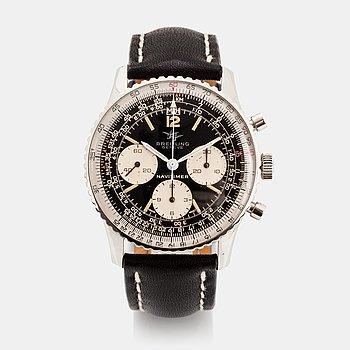 32. Breitling, Navitimer, chronograph.