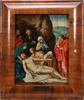 OkÄnd konstnÄr, olja på kopparplåt, holland 1600-tal.
