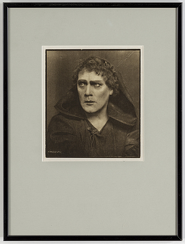 Henry b. goodwin, photogravure signed in the negative.