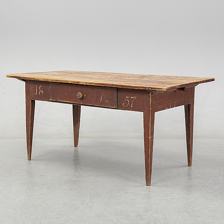 A table dated 1857.