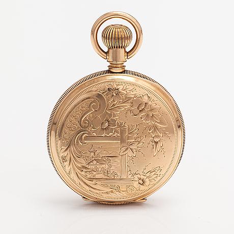 Waltham watch co., pocket watch 51 mm.
