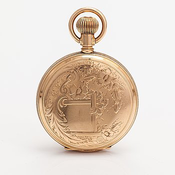 Waltham Watch co., pocket watch 51 mm.
