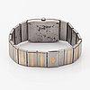 Baume et mercier, armbandsur, 20 x 25 mm.