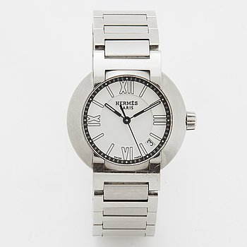 Hermès, Nomade, wristwatch, 28 mm.