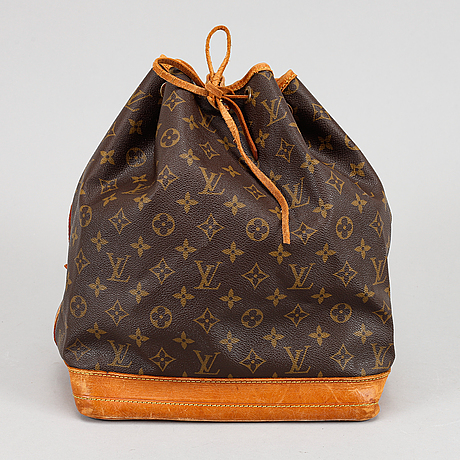 "Louis vuitton, väska, ""noé""."