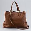 Miu miu, a leather bag.