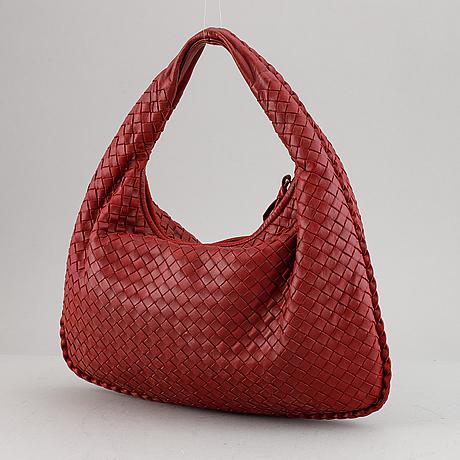Bottega veneta, leather bag.