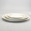 Raymand loewy, a 56 pcs porcelain dinner service, rosenthal, tyskland.