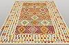 A kelim carpet, 297 x 206 cm.