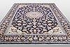 A carpet, kashan, ca 411 x 284 cm.