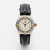 Breitling, callistino, wristwatch, 28,5 mm.