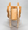 Matti martikka, a rocking chair, latter half of 20th century.