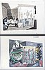 Pablo picasso, a numbered portfolio with colour plates.