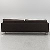 A 'great lift' sofa and stool by jens juul eilersen, eilersen.