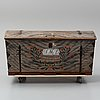 A swedish chest dated 1846.