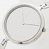 Vivianna torun bülow-hübe, armbandsur, vivianne, georg jensen, wristwatch, 33 mm.