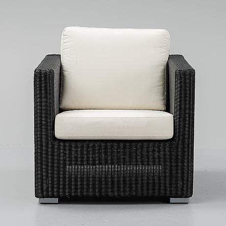 A 'chester' garden chair, can-line, denmark.