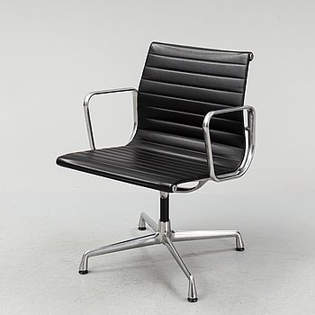 "Charles and Ray Eames, desk chair, ""EA 108"" Vitra, 2005."