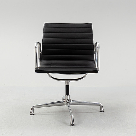 """Charles and ray eames, desk chair, """"ea 108"""" vitra, 2005."""
