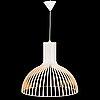 """Seppo koho, ceiling light. """"victo pendel"""", for secto design."""
