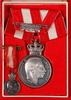 """Medalj, kung christian x frihetsmedalj """"pro dania""""."""