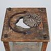 Handlykta,  trä, 1700-/1800-tal.