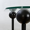 "Philippe starck, ""pepper young"" coffee table by philippe starck for disform 1980's."