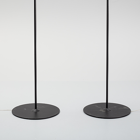 Marc sadler, a pair of 'twiggy lettura' floor lights, foscarini, italy.